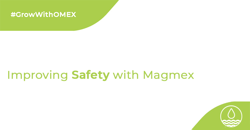 Improving Safety with Magmex