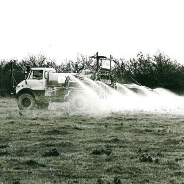 Purchased liquid business of Kemira in the UK and the Farmers Fertilizer Company