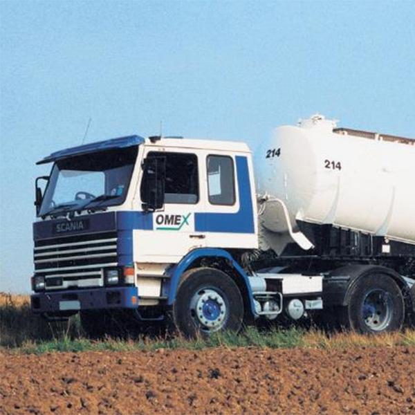 Reached milestone of delivering 100,000 tonnes fertiliser