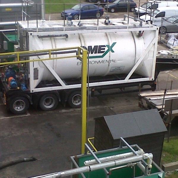 OMEX Environmental Ltd established
