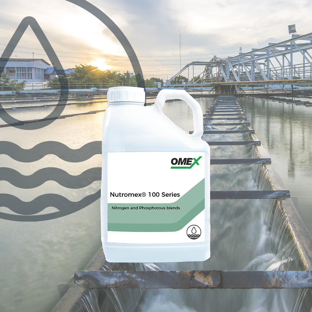 Optimise wastewater treatment processes with Nutromex NP