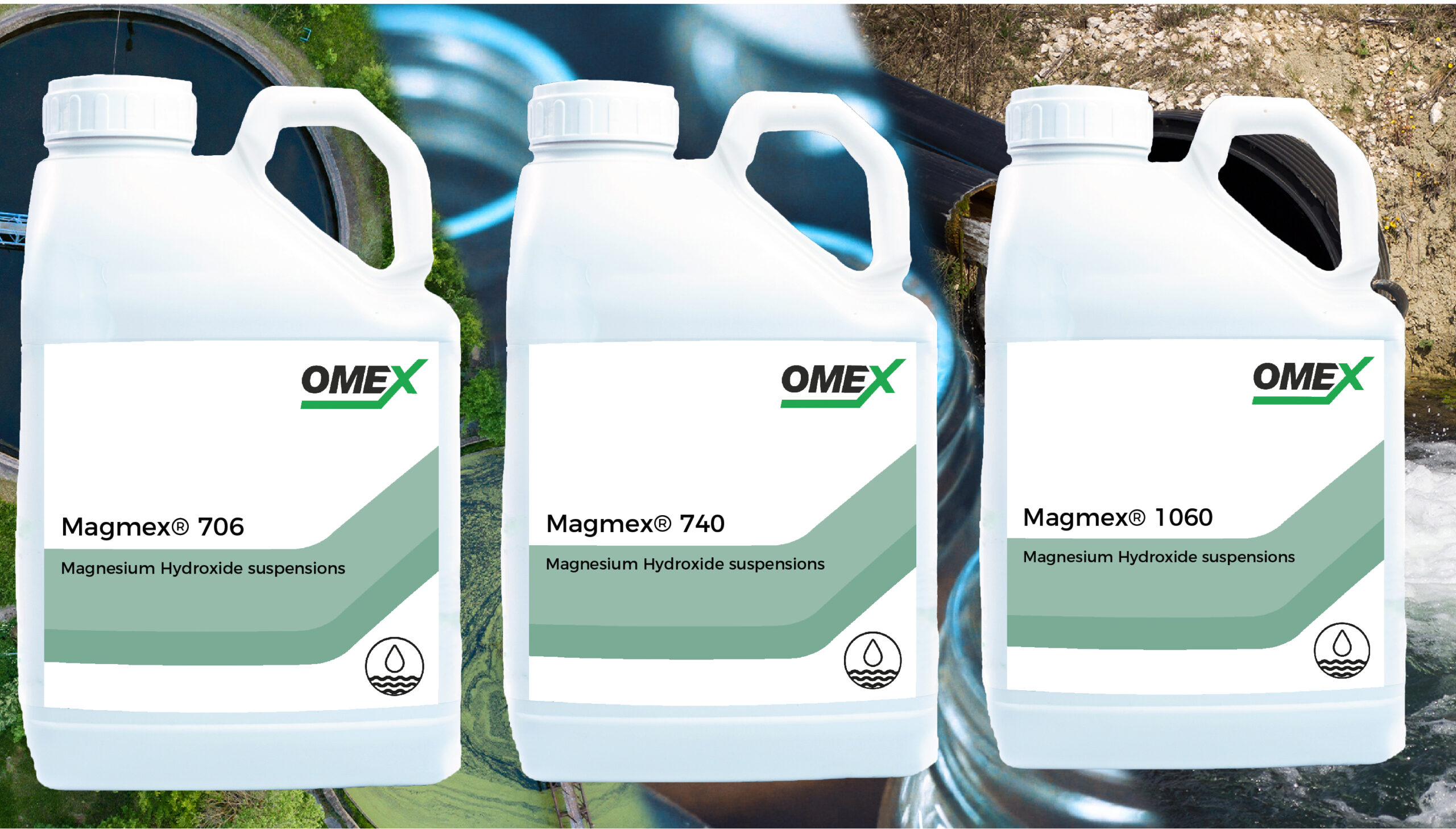 Acidic Wastewater Treatment with Magmex